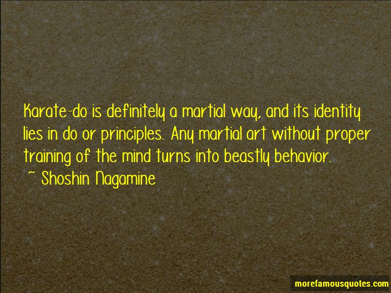 Shoshin Nagamine Quotes Pictures 2