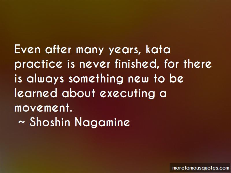 Shoshin Nagamine Quotes Pictures 3