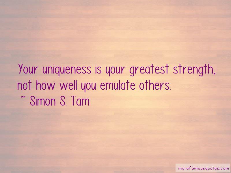 Simon S. Tam Quotes Pictures 3