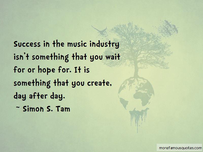 Simon S. Tam Quotes Pictures 4