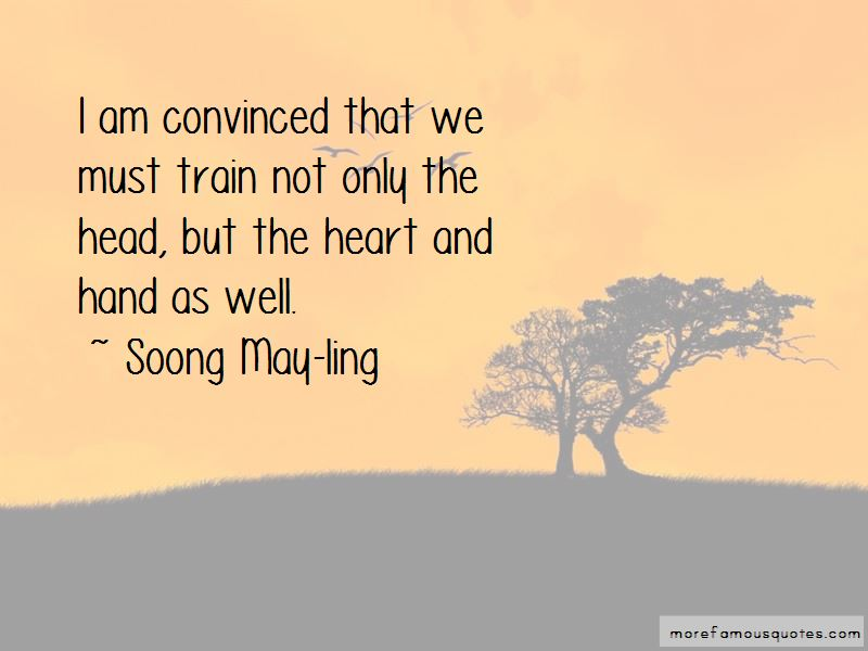 Soong May-ling Quotes Pictures 3