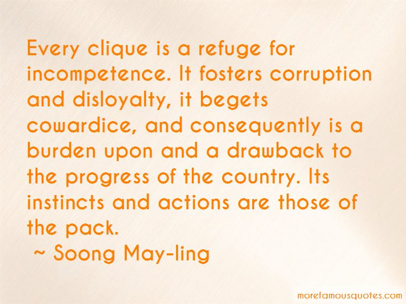 Soong May-ling Quotes