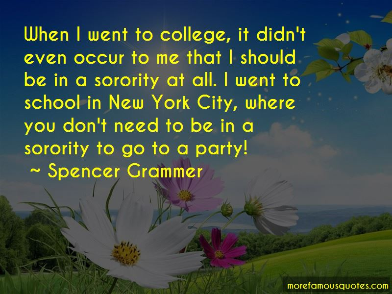 Spencer Grammer Quotes Pictures 3