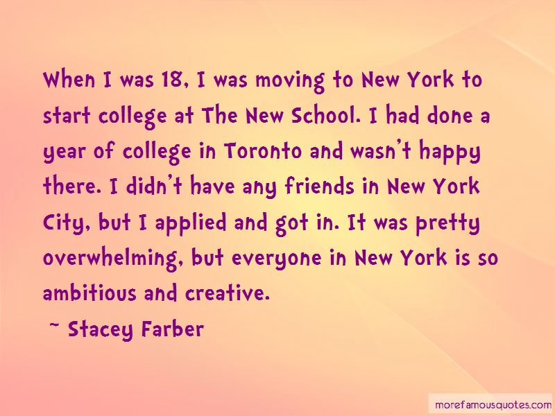 Stacey Farber Quotes Pictures 4