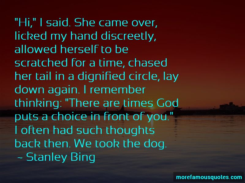 Stanley Bing Quotes Pictures 2