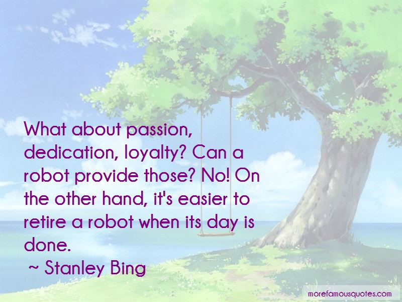 Stanley Bing Quotes Pictures 4