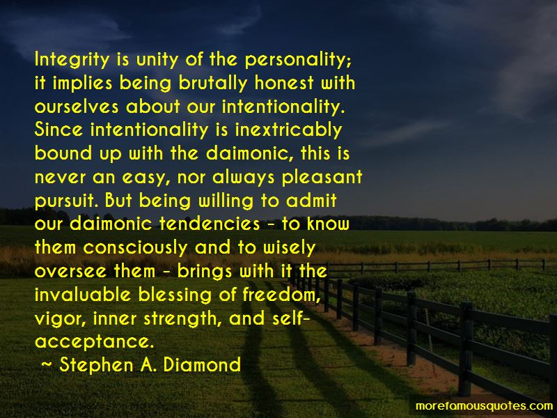Stephen A. Diamond Quotes Pictures 2