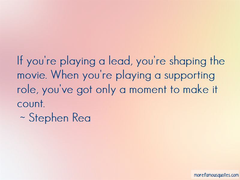 Stephen Rea Quotes Pictures 4