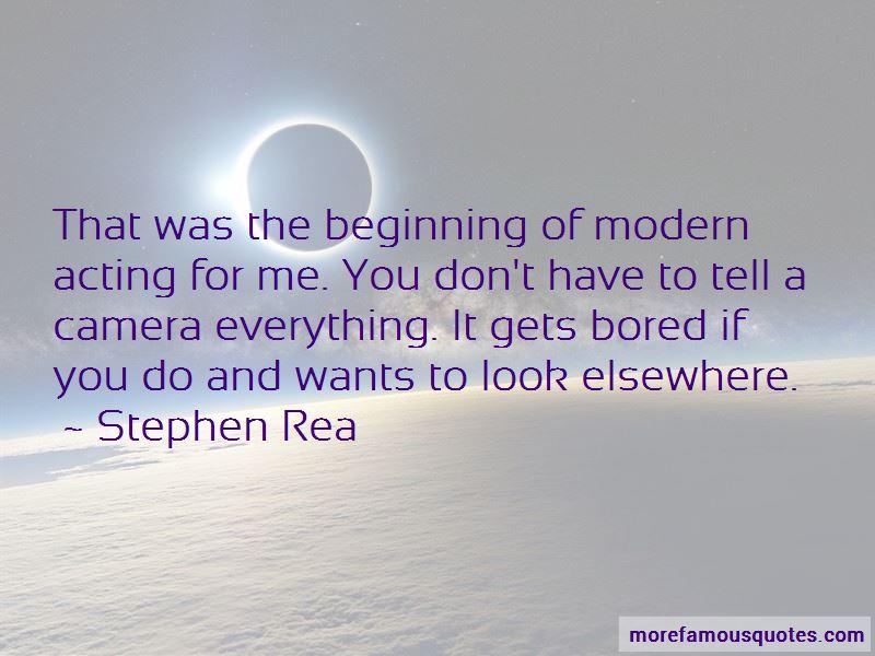 Stephen Rea Quotes