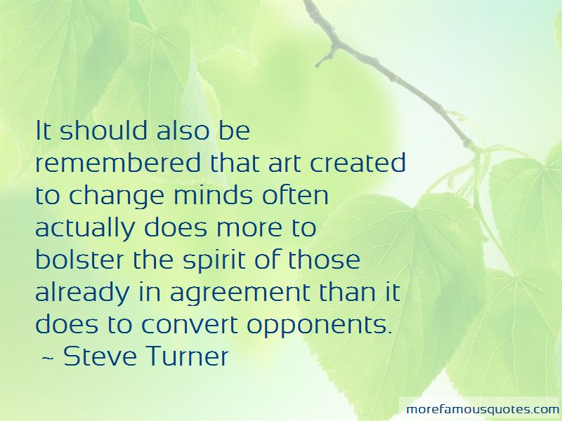 Steve Turner Quotes Pictures 2
