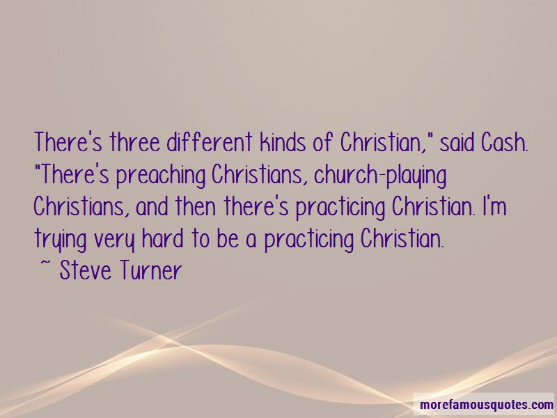 Steve Turner Quotes