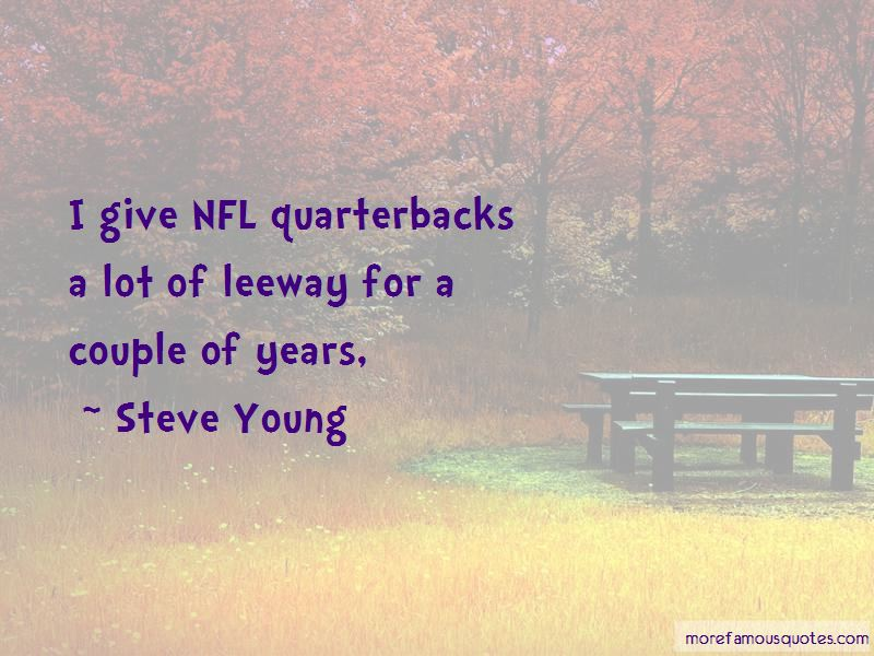Steve Young Quotes
