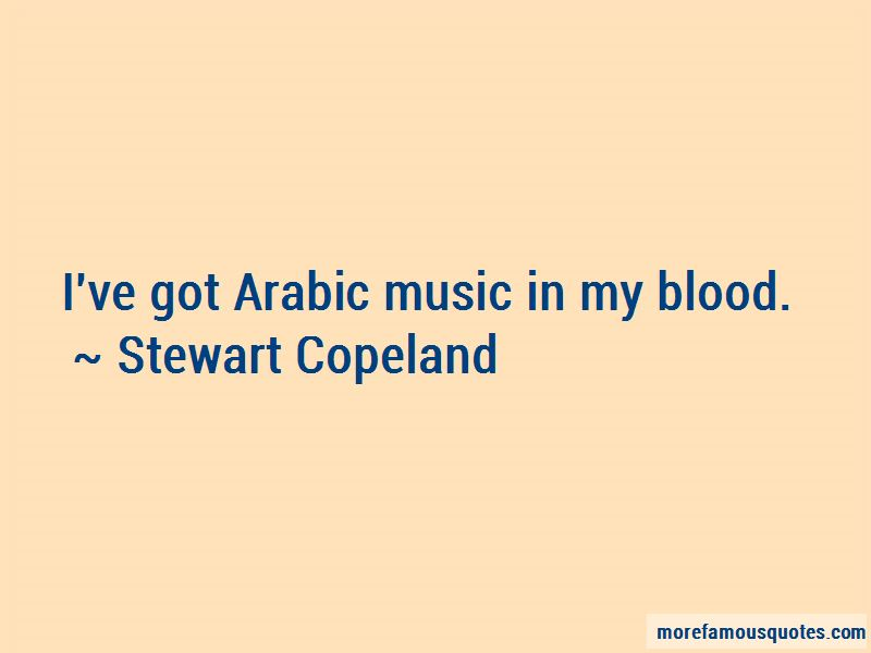 Stewart Copeland Quotes Pictures 3