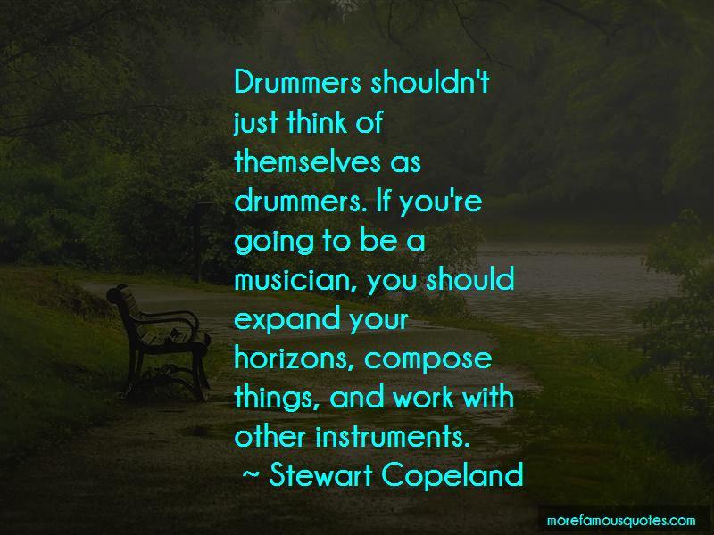 Stewart Copeland Quotes