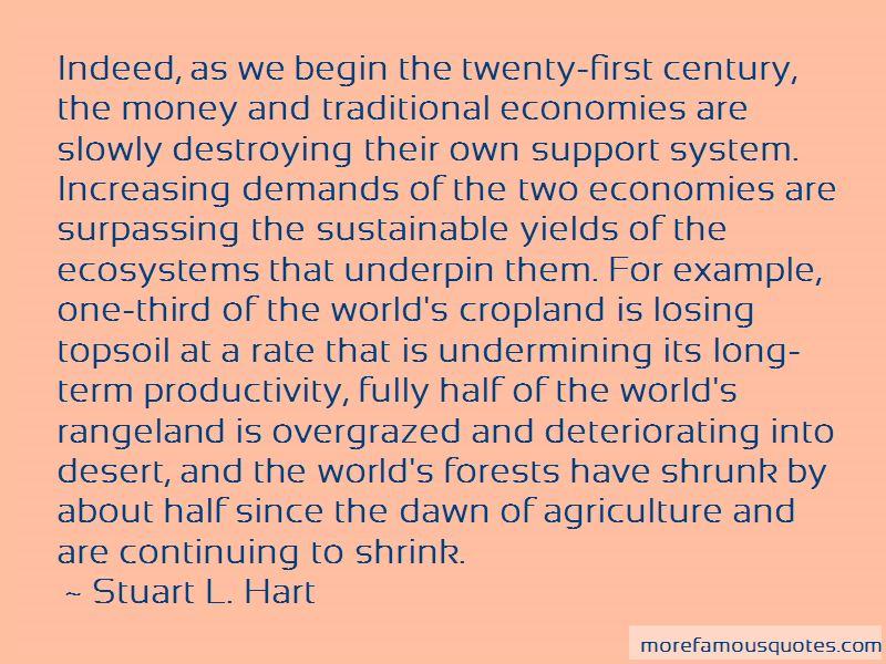Stuart L. Hart Quotes