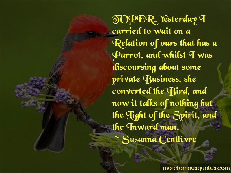 Susanna Centlivre Quotes Pictures 2