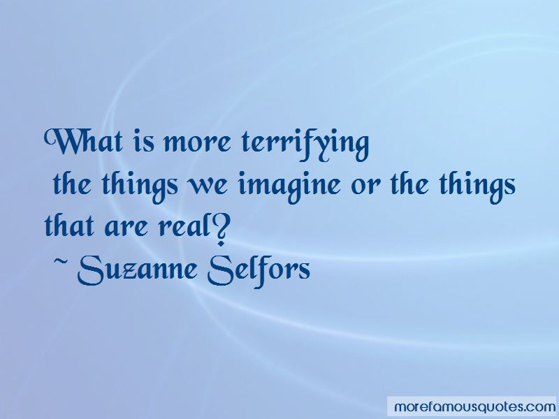 Suzanne Selfors Quotes Pictures 3