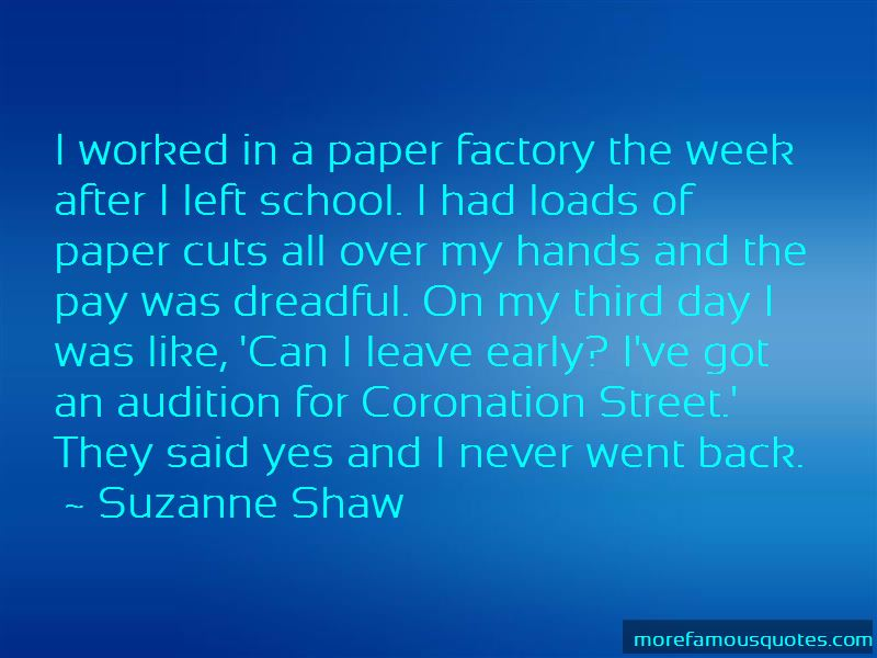 Suzanne Shaw Quotes Pictures 2