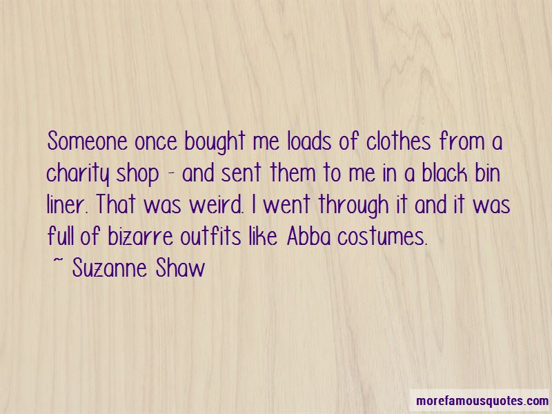 Suzanne Shaw Quotes Pictures 3