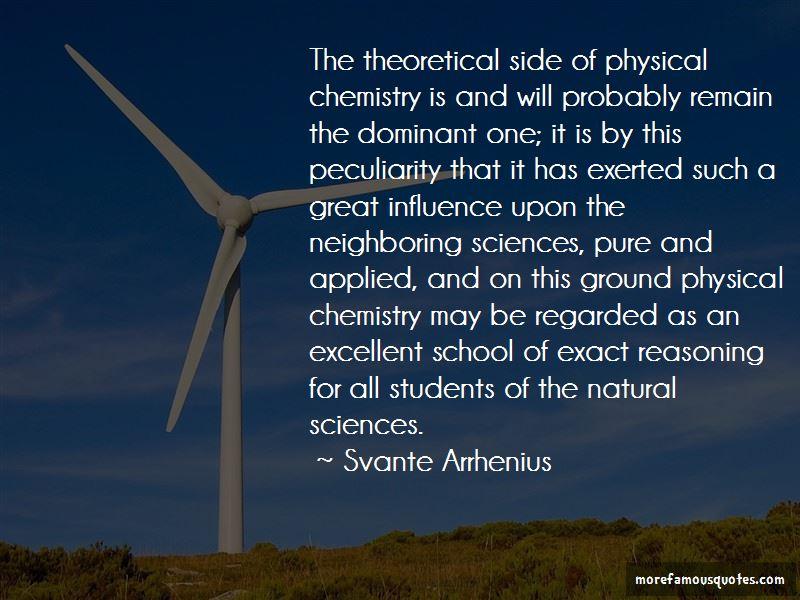 Svante Arrhenius Quotes Pictures 2