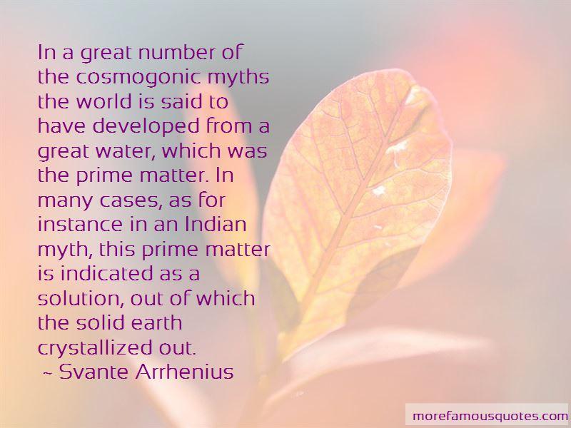 Svante Arrhenius Quotes Pictures 4