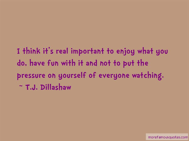 T.J. Dillashaw Quotes Pictures 4