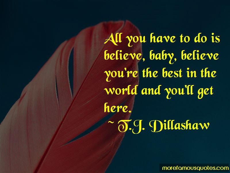 T.J. Dillashaw Quotes