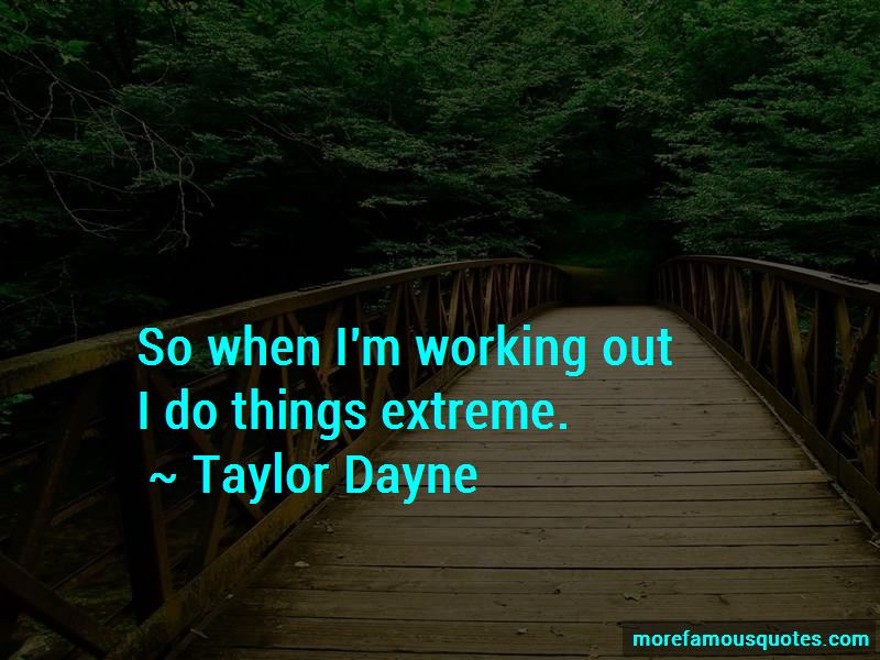 Taylor Dayne Quotes