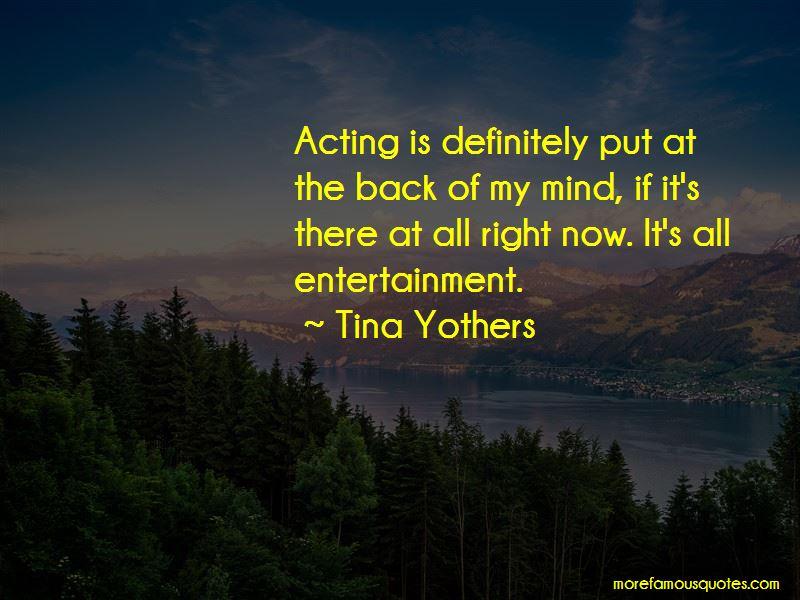 Tina Yothers Quotes