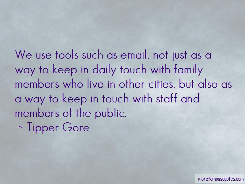 Tipper Gore Quotes Pictures 4
