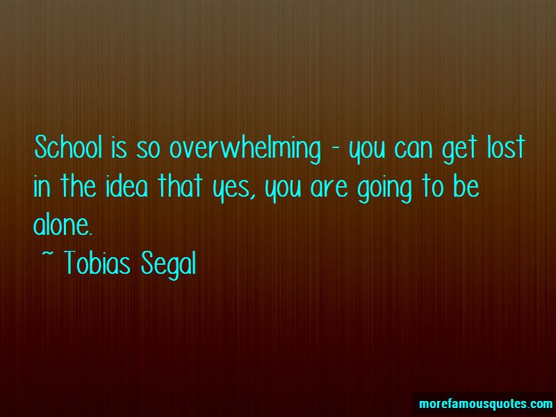 Tobias Segal Quotes Pictures 4