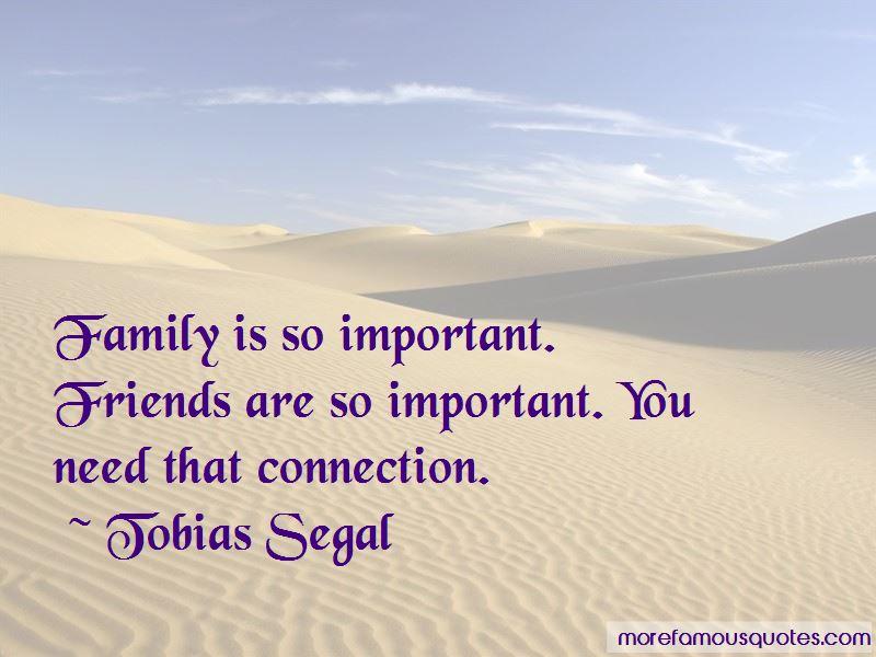 Tobias Segal Quotes