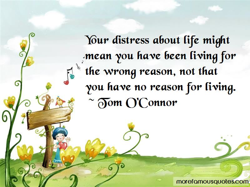 Tom O'Connor Quotes Pictures 3