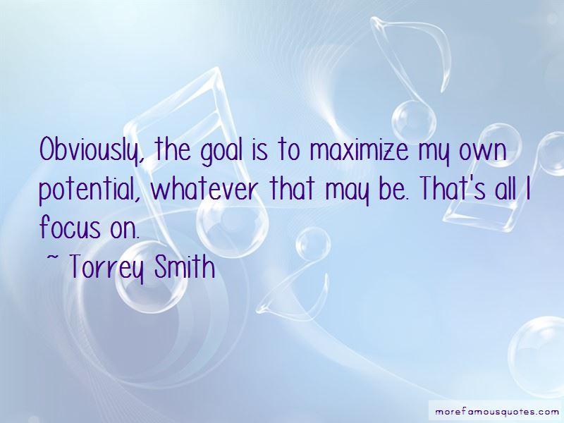 Torrey Smith Quotes