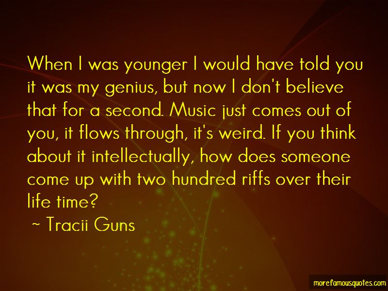 Tracii Guns Quotes Pictures 3