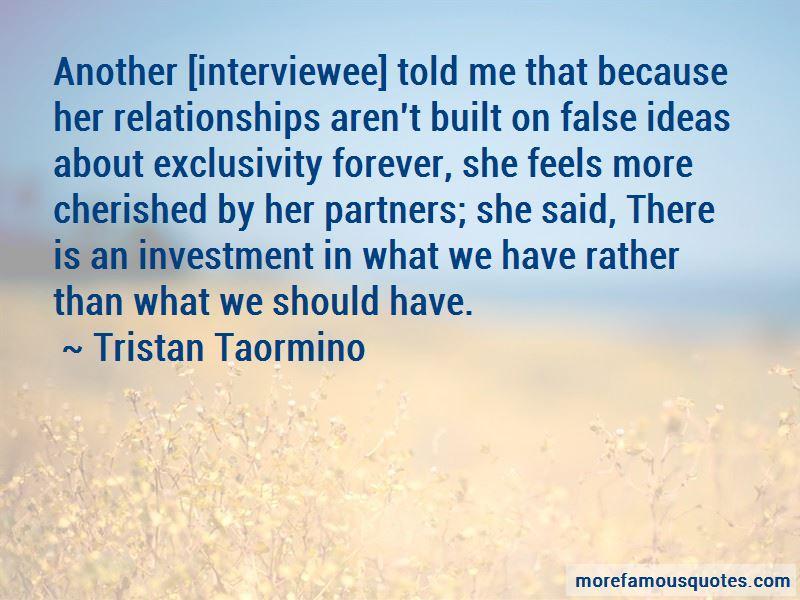 Tristan Taormino Quotes