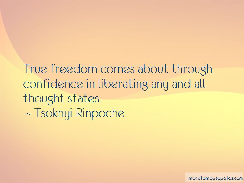 Tsoknyi Rinpoche Quotes Pictures 2
