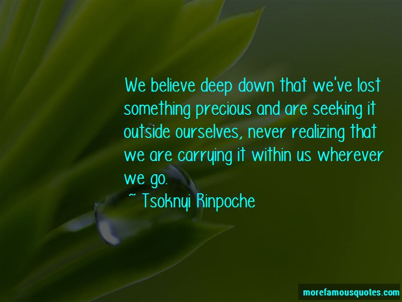 Tsoknyi Rinpoche Quotes Pictures 3