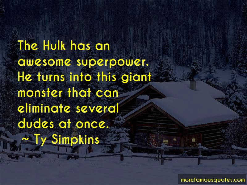 Ty Simpkins Quotes