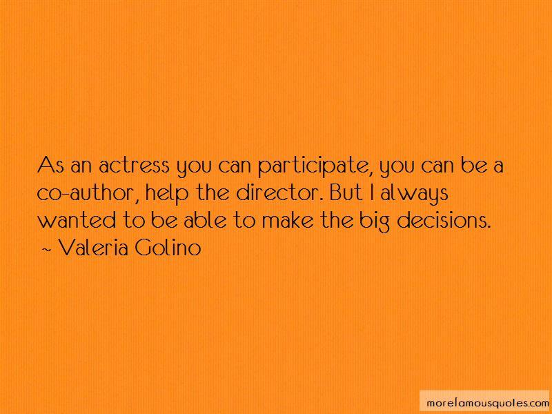 Valeria Golino Quotes Pictures 4