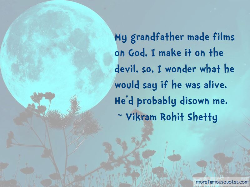 Vikram Rohit Shetty Quotes Pictures 2
