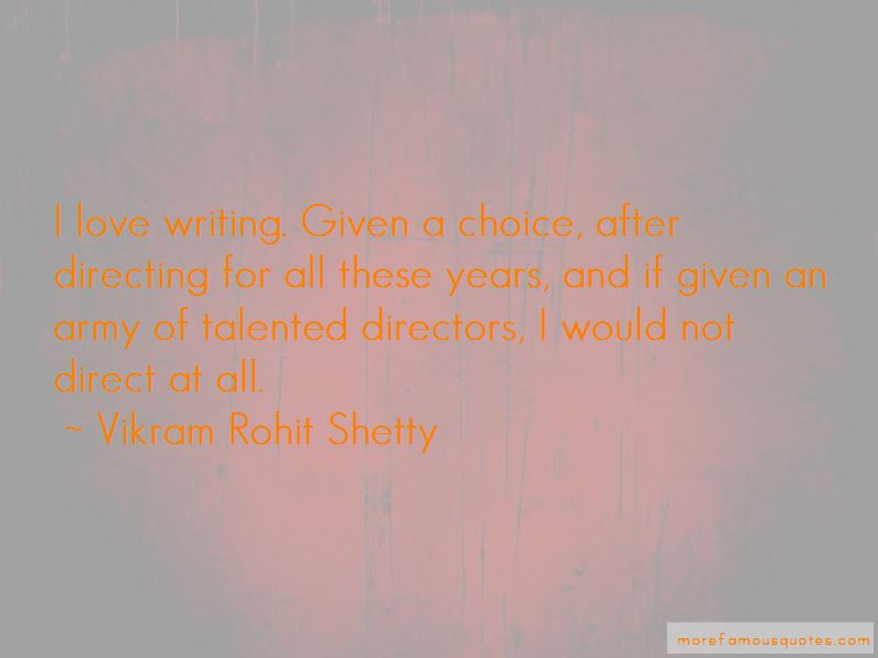 Vikram Rohit Shetty Quotes Pictures 3