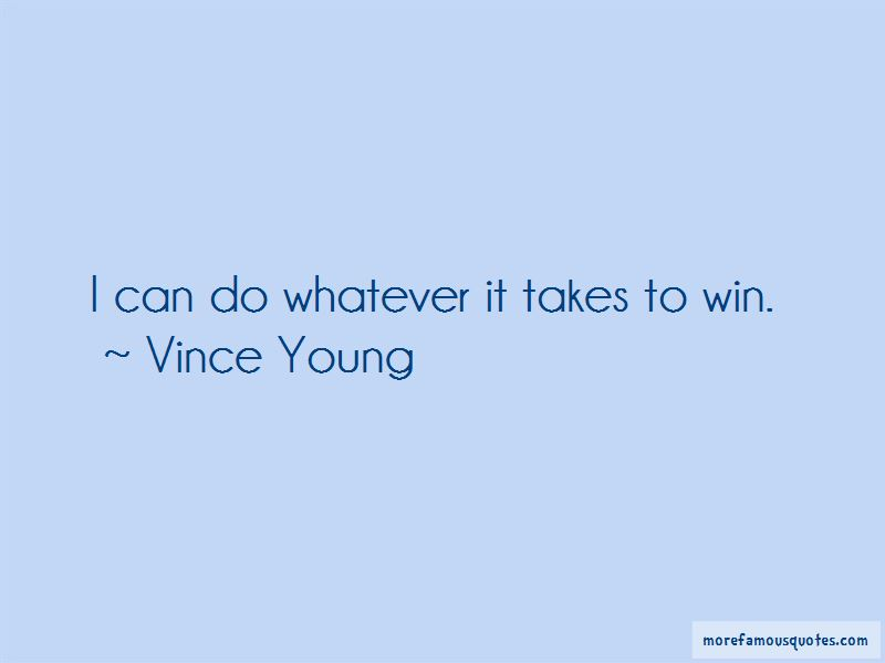 Vince Young Quotes Pictures 4