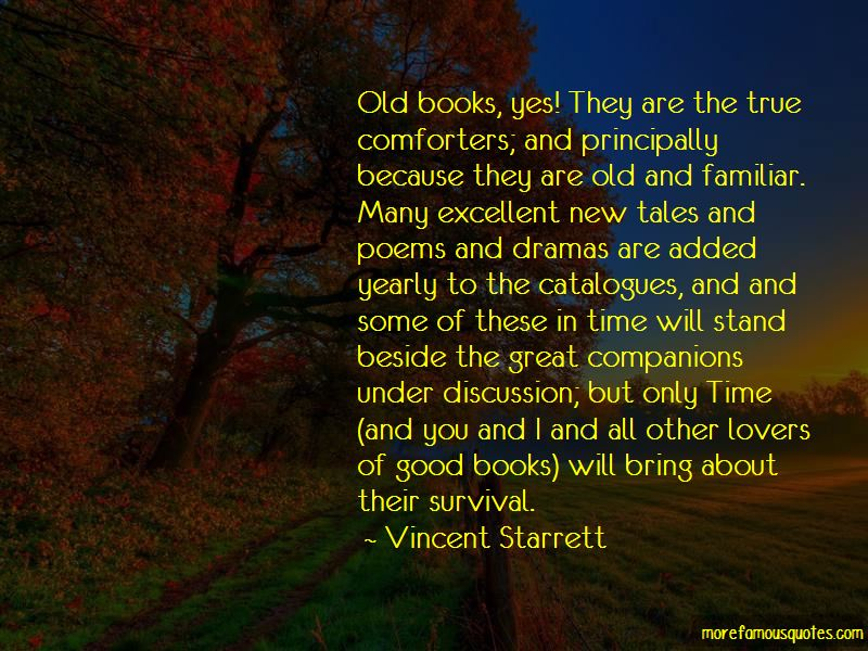 Vincent Starrett Quotes Pictures 2