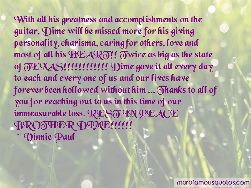 Vinnie Paul Quotes