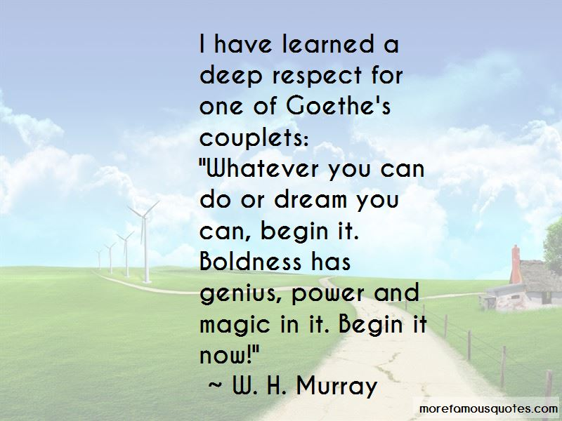 W. H. Murray Quotes Pictures 4