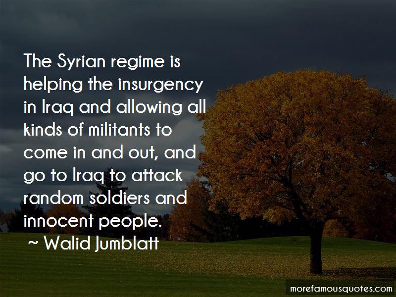 Walid Jumblatt Quotes Pictures 2