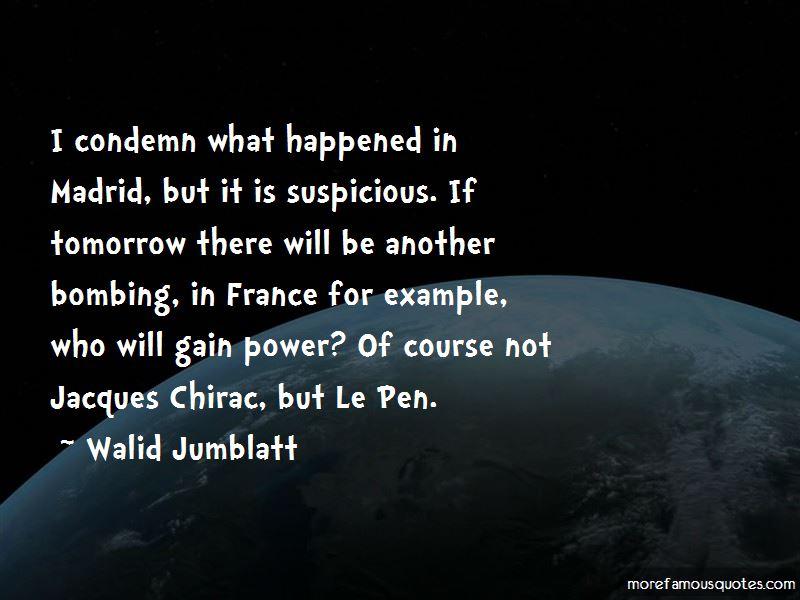 Walid Jumblatt Quotes Pictures 3