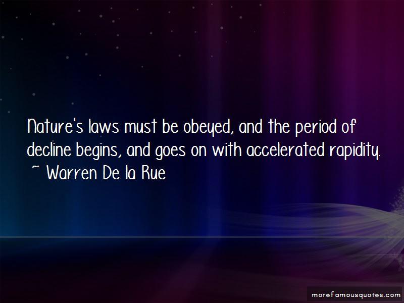 Warren De La Rue Quotes Pictures 2