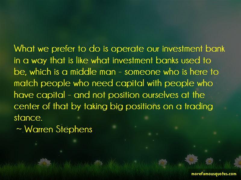 Warren Stephens Quotes Pictures 3